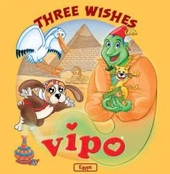 Vipo Egypt Book